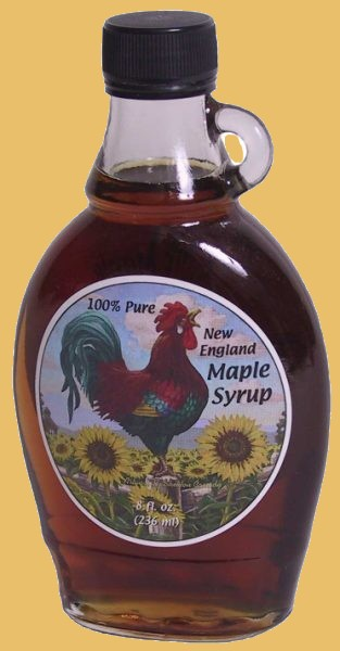 Rooster Bottle